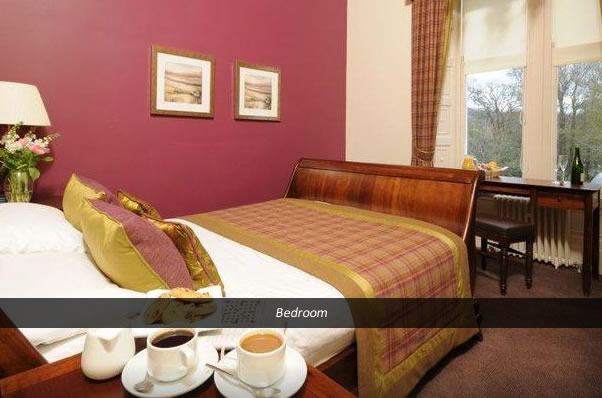 The Skeabost Country House Hotel