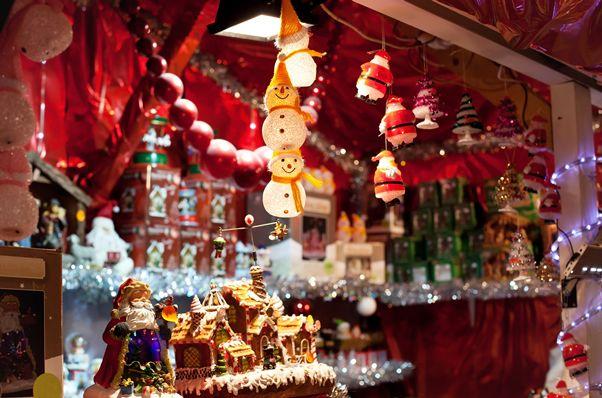 Birmingham Christmas Market Break Image