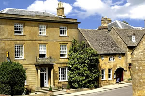 2 Nights for the Price of 1 at the Cotswold House Hotel Image