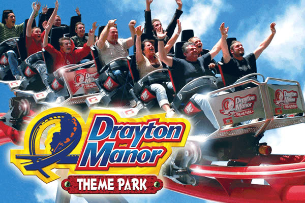 Drayton Manor Break Image