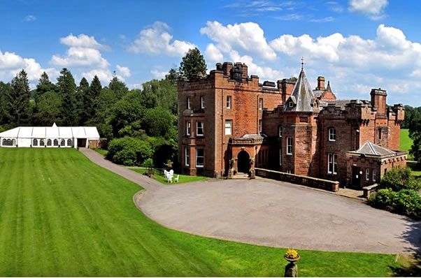 2 nights for the price of 1 at the Friars Carse Hotel Image