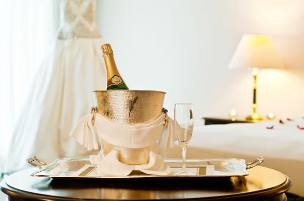 The Gainsborough House Hotel Champagne Break Image