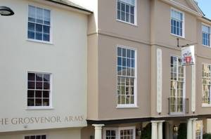 2 Nights for the Price of 1 at the Grosvenor Arms Image