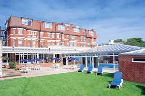 2 Nights for the Price of 1 at the Hallmark Hotel and Spa Bournemouth Image