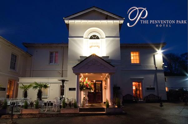 Penventon Park Hotel with Afternoon Tea Image