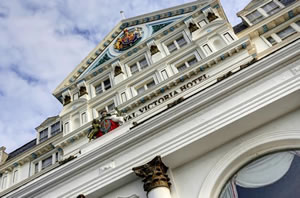 2 Nights for the Price of 1 at Royal Victoria Hotel Image