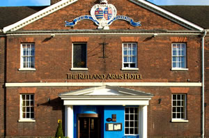 2 Nights for the Price of 1 at the Rutland Arms Hotel Image