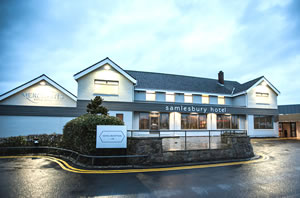 2 Nights for the Price of 1 at Samlesbury Hotel Image