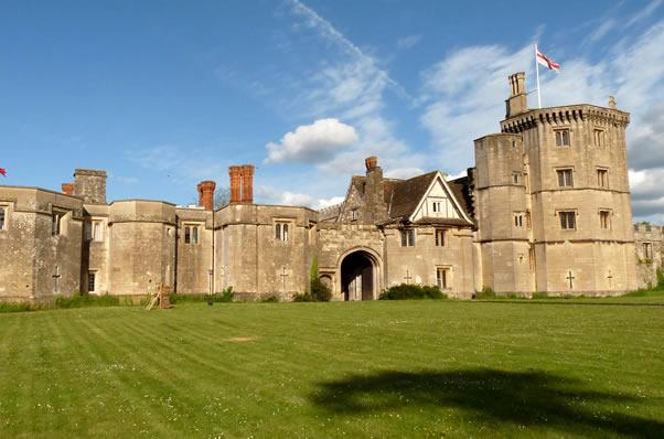 Thornbury Castle Image